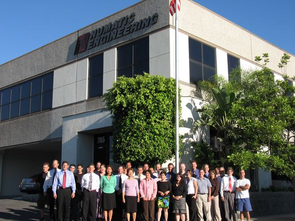 The Numatic Engineering team in Sun Valley, CA is your resource for Universal Robots