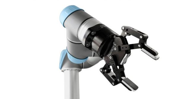 Robotiq offers easy-to-use, plug-and-play grippers, force torque sensors, and camera