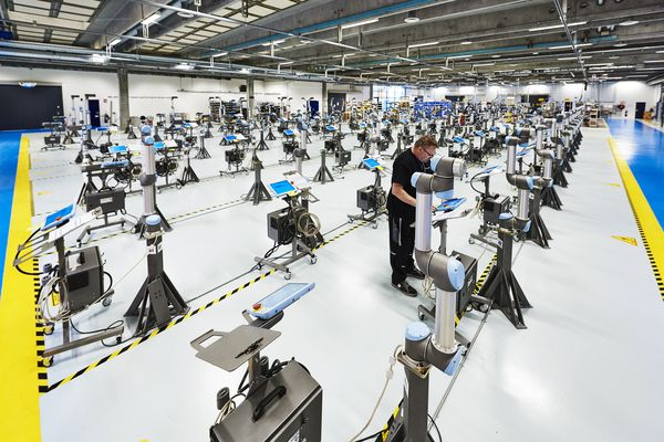 Collaborative robot arms reduce costs, optimize productivity, and improve quality across industries